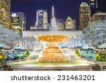 New York City Cityscape At...