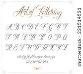 Handmade Vector Calligraphy...