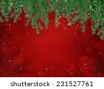 christmas background  | Shutterstock . vector #231527761