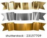 Various Metallic Frames In Gol...