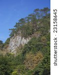 barranca   Shutterstock . vector #23158645