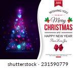 Christmas Shining Typographica...