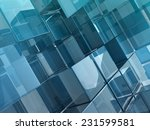 abstract background composed by ... | Shutterstock . vector #231599581