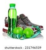 fitness  weight loss concept... | Shutterstock . vector #231746539