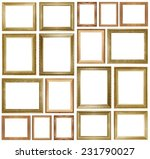 picture frame | Shutterstock . vector #231790027
