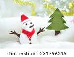 christmas decoration  | Shutterstock . vector #231796219