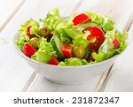 Fresh Mixed Vegetables Salad....