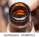 The Bottle Neck. Close Up