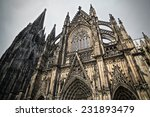 cologne cathedral | Shutterstock . vector #231893479
