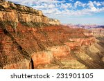 Scene Of Grand Canyon's...