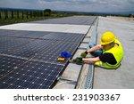 photovoltaic | Shutterstock . vector #231903367