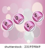 new year  | Shutterstock .eps vector #231959869