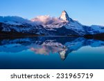 Matterhorn In Early Morning...