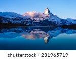 Matterhorn In Early Morning...