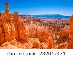 The Bryce Canyon National Park  ...