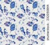 cute pattern of beautiful... | Shutterstock . vector #232050844
