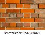 brick wall   Shutterstock . vector #232080091