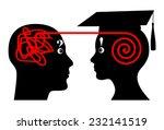 university mentoring. mentor...   Shutterstock . vector #232141519
