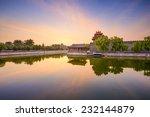 Beijing  China Forbidden City...