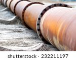 Corroded Pipeline  Used For...