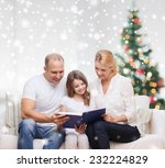 family  childhood  holidays and ... | Shutterstock . vector #232224829