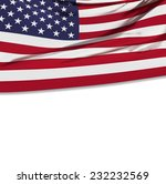 flag of the united states of... | Shutterstock .eps vector #232232569