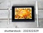 Online Ordering Food Concept...