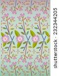 flower wallpaper | Shutterstock . vector #232344205