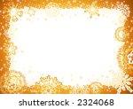 christmas background | Shutterstock .eps vector #2324068