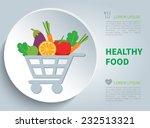 organic food | Shutterstock .eps vector #232513321