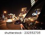 Background Blur Night Traffic...