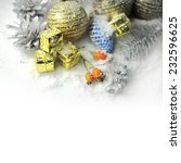 merry christmas | Shutterstock . vector #232596625