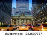New York City  Usa September 26 ...