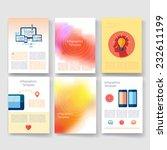 vector brochure responsive web...
