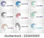 logos design. vector...