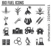 vector  bio fuels refinery...   Shutterstock .eps vector #232694311