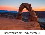 the awe inspiring view of... | Shutterstock . vector #232699531