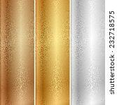 vector metal textures   Shutterstock .eps vector #232718575
