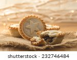 Mince Pies With Out Of Focus...