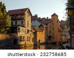 Annecy  France   May 19  Old...