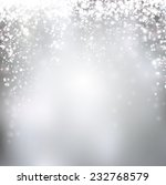 Silver Winter Abstract...