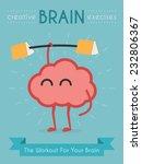 brain exercise | Shutterstock .eps vector #232806367
