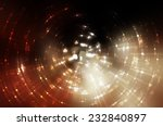 abstract gold background with... | Shutterstock . vector #232840897
