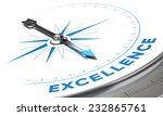 excellence background concept.... | Shutterstock . vector #232865761