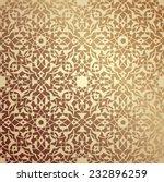 islamic floral pattern   Shutterstock .eps vector #232896259