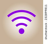 wifi symbol. vector wireless...