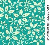 flower pattern   Shutterstock .eps vector #232927255