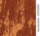 Vector Detail Of A Rusty Grung...