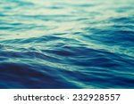 Stock photo sea wave close up low angle view 232928557