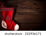 empty traditional christmas... | Shutterstock . vector #232936171